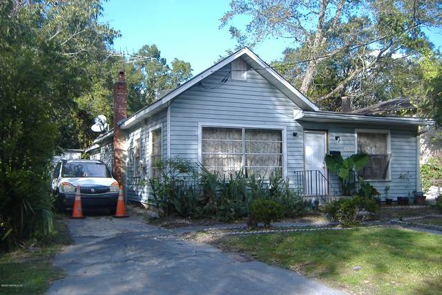 1623 W 1ST St, Jacksonville, FL 32209 (MLS #1115850) :: Endless Summer Realty