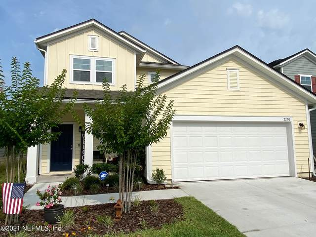 2250 Eagle Talon Cir, Fleming Island, FL 32003 (MLS #1115862) :: The Impact Group with Momentum Realty