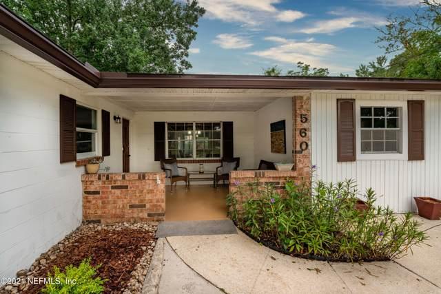 560 Clermont Ave S, Orange Park, FL 32073 (MLS #1115872) :: Noah Bailey Group