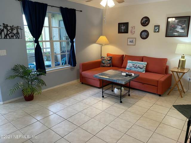 1701 The Greens Way #1323, Jacksonville Beach, FL 32250 (MLS #1115873) :: The Hanley Home Team
