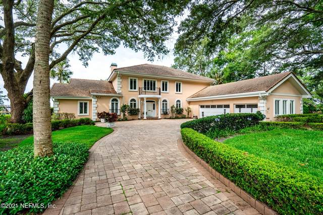 7204 San Pedro Rd, Jacksonville, FL 32217 (MLS #1115906) :: Bridge City Real Estate Co.
