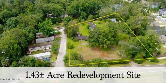 6126 Townsend Rd, Jacksonville, FL 32244 (MLS #1115921) :: EXIT Inspired Real Estate