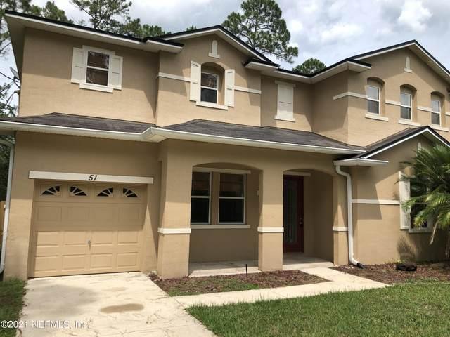 51 Ryarbor Dr, Palm Coast, FL 32164 (MLS #1115935) :: Vacasa Real Estate