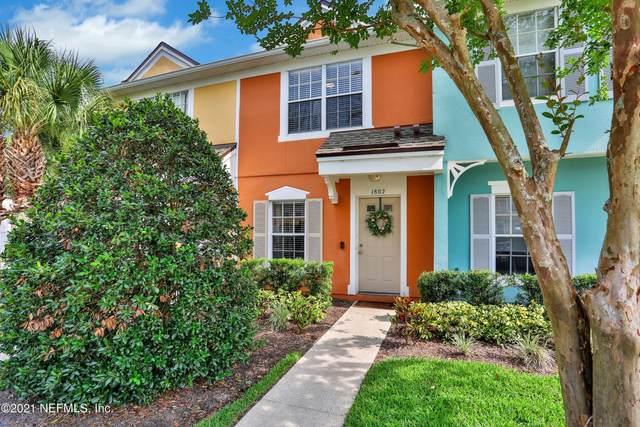 12311 Kensington Lakes Dr #1802, Jacksonville, FL 32246 (MLS #1115985) :: Olson & Taylor | RE/MAX Unlimited
