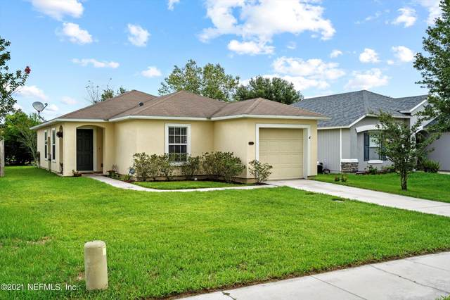 192 Brookfall Dr, St Augustine, FL 32092 (MLS #1116057) :: The Hanley Home Team