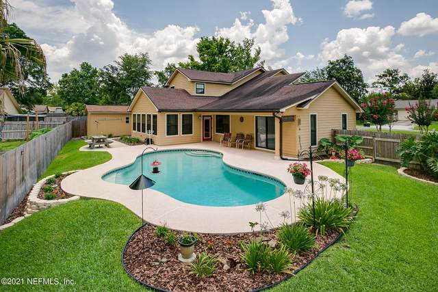555 Thomas Stone Ct, Orange Park, FL 32073 (MLS #1116075) :: Noah Bailey Group