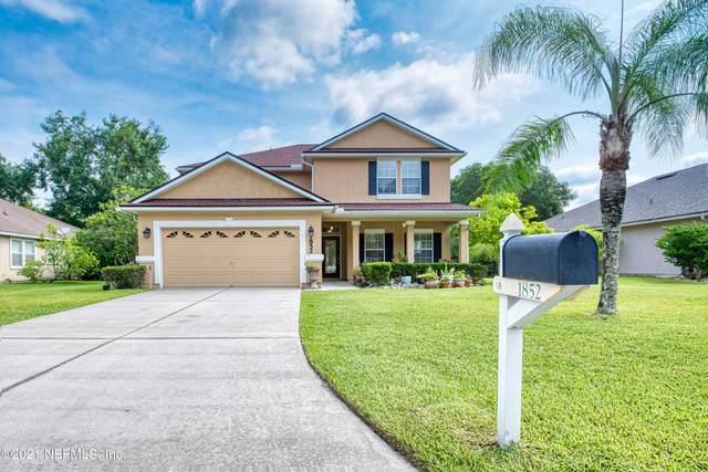1852 W Windy Way, St Johns, FL 32259 (MLS #1116078) :: Berkshire Hathaway HomeServices Chaplin Williams Realty