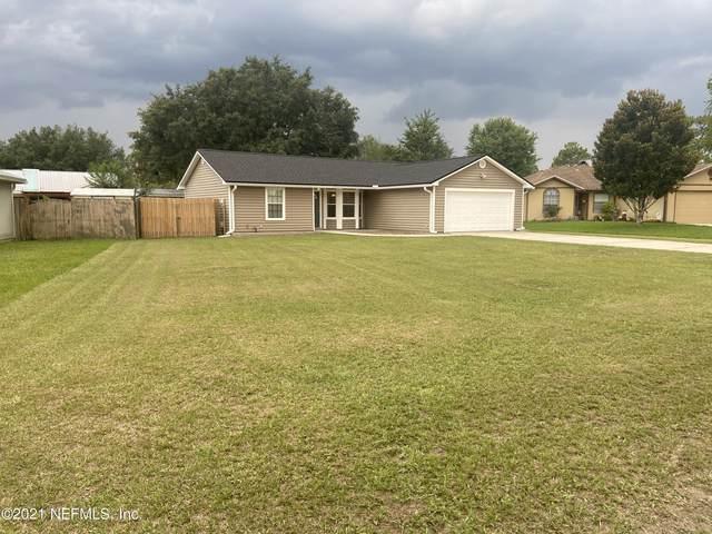 3207 Katys Ct, GREEN COVE SPRINGS, FL 32043 (MLS #1116080) :: Vacasa Real Estate