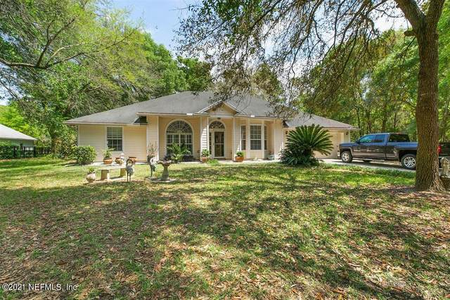 96428 Chester Rd, Yulee, FL 32097 (MLS #1116115) :: Berkshire Hathaway HomeServices Chaplin Williams Realty