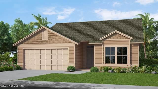 1062 Parkland Trl, St Augustine, FL 32095 (MLS #1116123) :: Noah Bailey Group