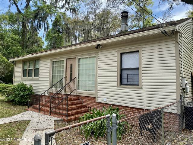110 W 63RD St, Jacksonville, FL 32208 (MLS #1116139) :: The Impact Group with Momentum Realty