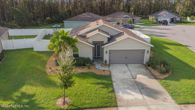 78198 Saddle Rock Rd, Yulee, FL 32097 (MLS #1116141) :: The Perfect Place Team
