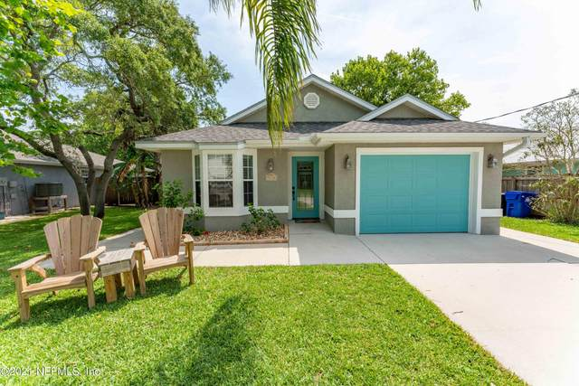 5436 5TH St, St Augustine, FL 32080 (MLS #1116156) :: Military Realty