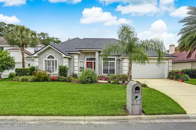 224 Sea Coast Ln, Ponte Vedra Beach, FL 32082 (MLS #1116191) :: EXIT Real Estate Gallery