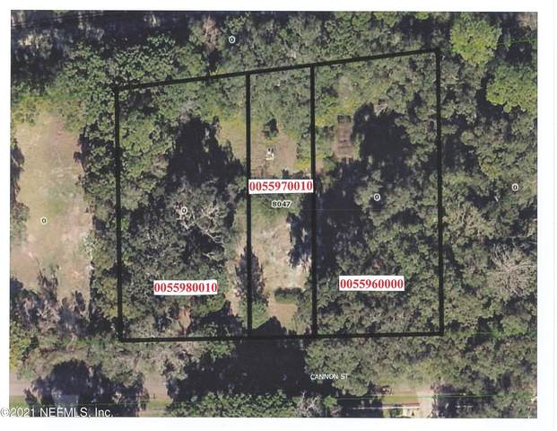 8047 Cannon St, Jacksonville, FL 32220 (MLS #1116214) :: EXIT Inspired Real Estate