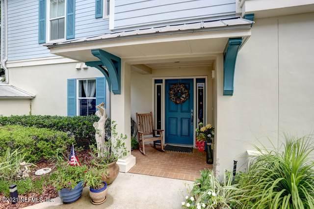 121 Sea Grove Main St #102, St Augustine Beach, FL 32080 (MLS #1116223) :: The Every Corner Team