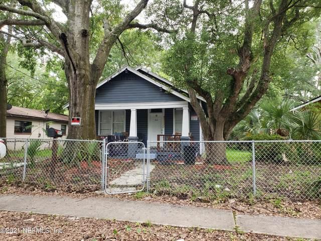 3916 Lee St, Jacksonville, FL 32209 (MLS #1116244) :: Bridge City Real Estate Co.