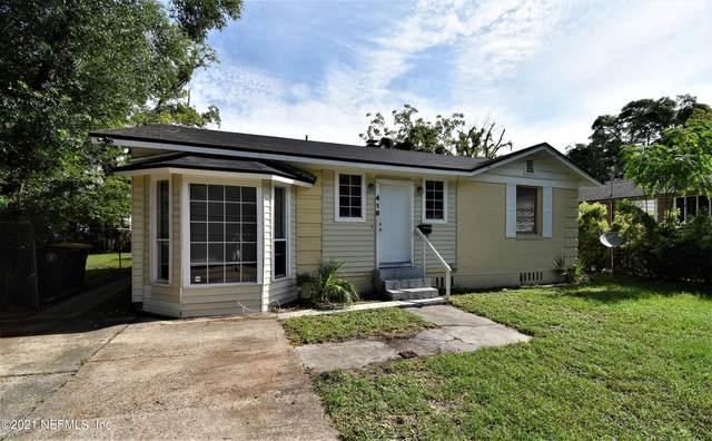 419 Springfield Ct N, Jacksonville, FL 32206 (MLS #1116249) :: Olson & Taylor | RE/MAX Unlimited