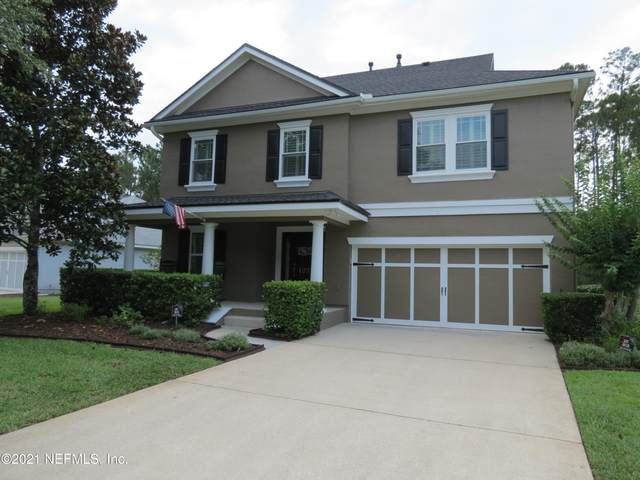 1037 Meadow View Ln, St Augustine, FL 32092 (MLS #1116264) :: EXIT Inspired Real Estate