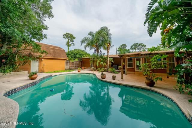5535 Luella St, Jacksonville, FL 32207 (MLS #1116286) :: Berkshire Hathaway HomeServices Chaplin Williams Realty
