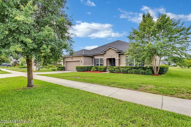 3356 Spring Valley Ct, GREEN COVE SPRINGS, FL 32043 (MLS #1116303) :: EXIT Inspired Real Estate