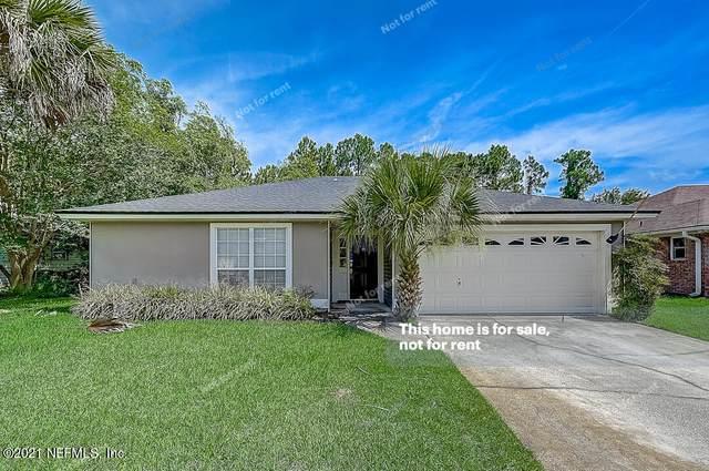 12357 Apple Leaf Dr, Jacksonville, FL 32224 (MLS #1116306) :: The Huffaker Group