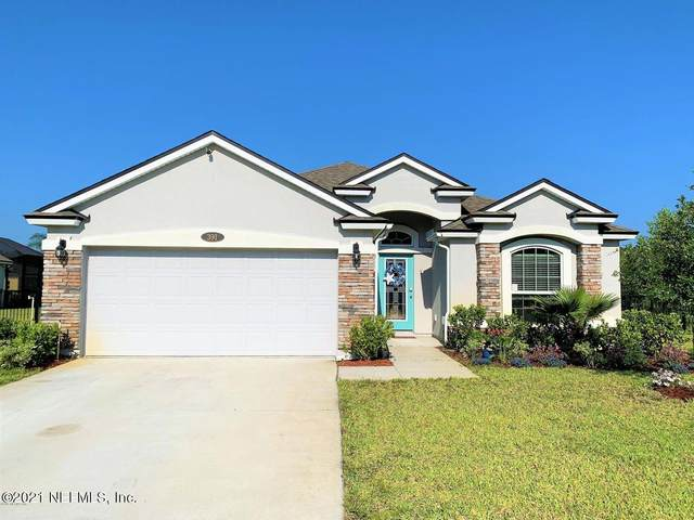 391 Old Hickory Forest Rd, St Augustine, FL 32084 (MLS #1116320) :: Ponte Vedra Club Realty