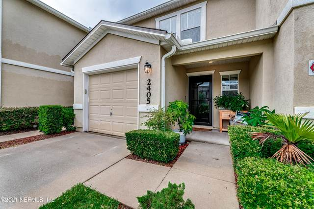 1500 Calming Water Dr #2405, Fleming Island, FL 32003 (MLS #1116324) :: EXIT Inspired Real Estate