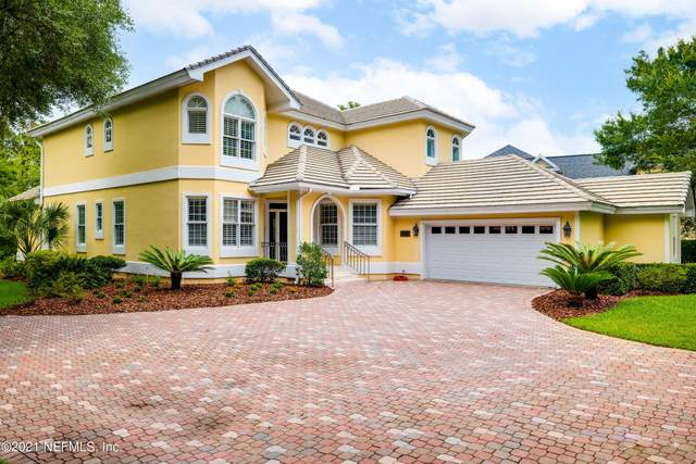 100 Carriage Lamp Way, Ponte Vedra Beach, FL 32082 (MLS #1116329) :: Olson & Taylor | RE/MAX Unlimited