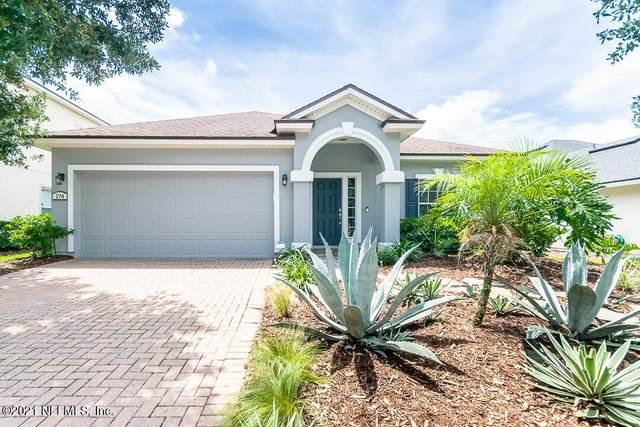 174 Pinewoods St, Ponte Vedra, FL 32081 (MLS #1116337) :: The Huffaker Group