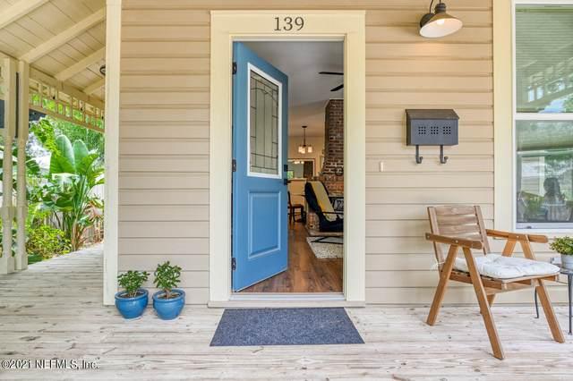 139 Oneida St, St Augustine, FL 32084 (MLS #1116369) :: EXIT Real Estate Gallery