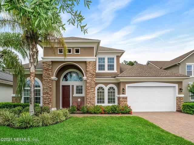 387 Portsmouth Bay Ave, Ponte Vedra, FL 32081 (MLS #1116372) :: The Huffaker Group