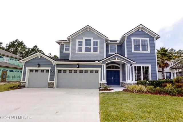 313 Brambly Vine Dr, St Johns, FL 32259 (MLS #1116376) :: EXIT Real Estate Gallery