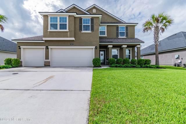 420 Porta Rosa Cir, St Augustine, FL 32092 (MLS #1116386) :: EXIT Real Estate Gallery