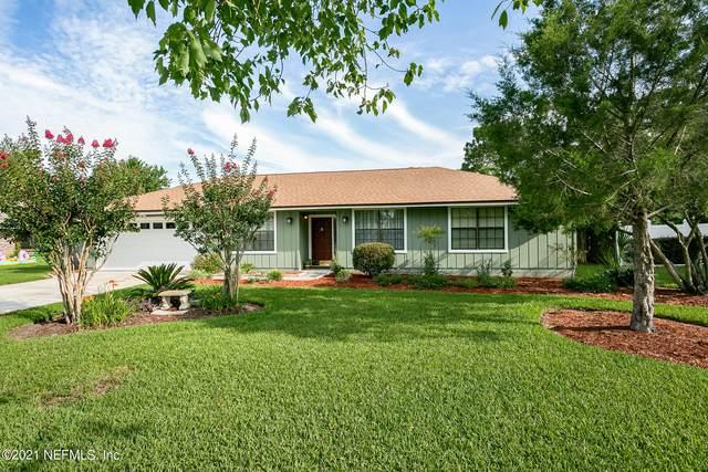 2419 Longwood St, Orange Park, FL 32065 (MLS #1116407) :: Berkshire Hathaway HomeServices Chaplin Williams Realty