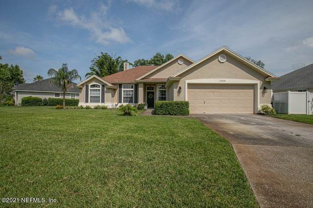14126 Twin Falls Dr W, Jacksonville, FL 32224 (MLS #1116408) :: The Hanley Home Team