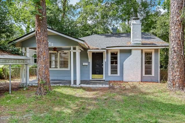 4545 Royal Ave, Jacksonville, FL 32205 (MLS #1116412) :: EXIT Inspired Real Estate