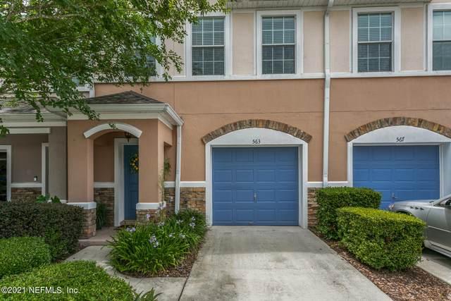 563 Crystal Way, Orange Park, FL 32065 (MLS #1116419) :: Noah Bailey Group