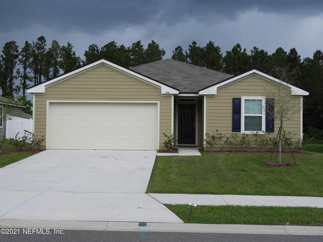 3600 Derby Forest Dr #4, GREEN COVE SPRINGS, FL 32043 (MLS #1116435) :: Vacasa Real Estate
