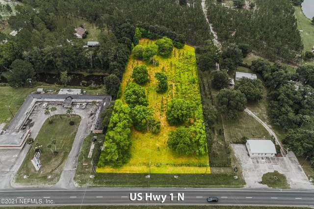 LOT 5 Us Highway 1 Hwy, Hilliard, FL 32046 (MLS #1116464) :: Berkshire Hathaway HomeServices Chaplin Williams Realty