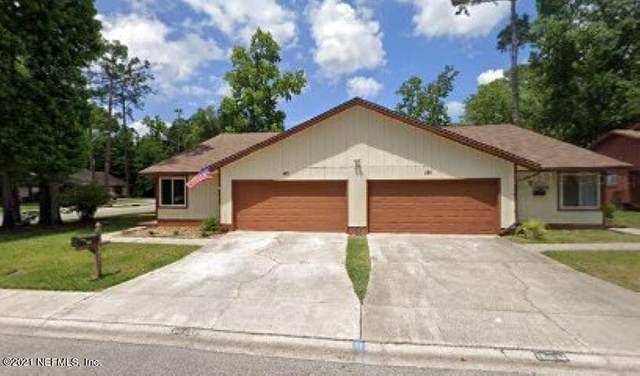 491 Newport Dr, Orange Park, FL 32073 (MLS #1116517) :: Olde Florida Realty Group