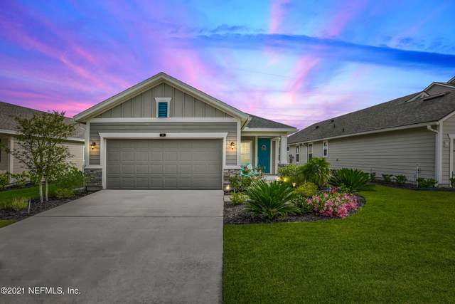 38 Foxcross Ave, St Augustine, FL 32092 (MLS #1116539) :: Bridge City Real Estate Co.