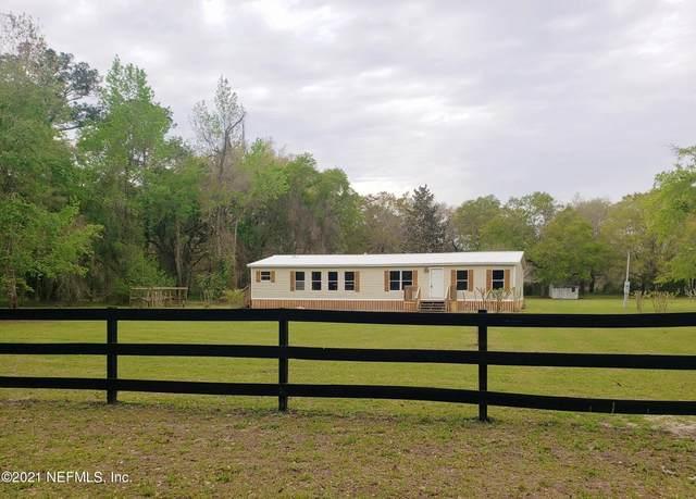 5653 SW 57TH Dr, Lake Butler, FL 32054 (MLS #1116540) :: EXIT Real Estate Gallery