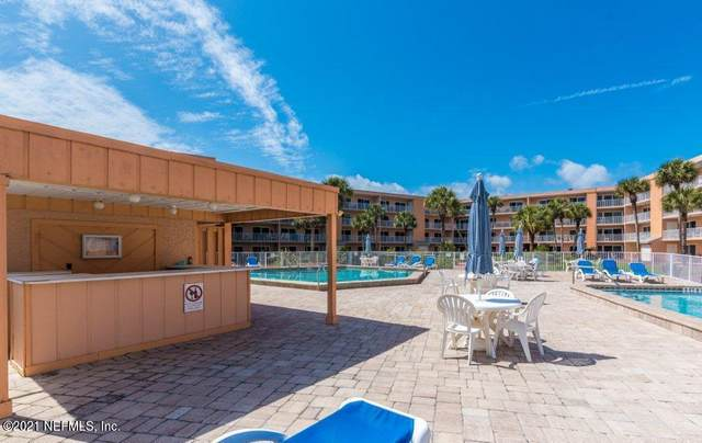 4 Ocean Trace Rd #118, St Augustine, FL 32080 (MLS #1116566) :: The Newcomer Group
