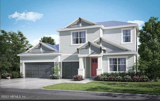 552 Marquesa Cir, St Johns, FL 32259 (MLS #1116611) :: Century 21 St Augustine Properties