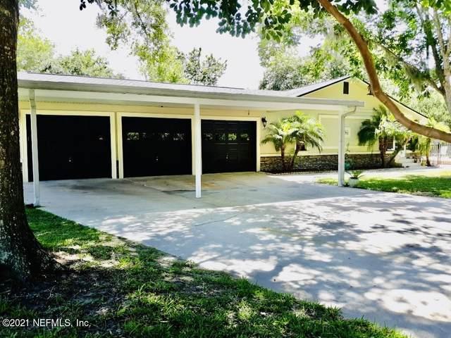 667 Carlin Rd, Satsuma, FL 32189 (MLS #1116634) :: The Newcomer Group
