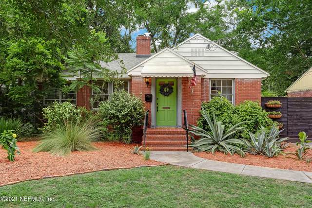 1668 Charon Rd, Jacksonville, FL 32205 (MLS #1116642) :: The Newcomer Group