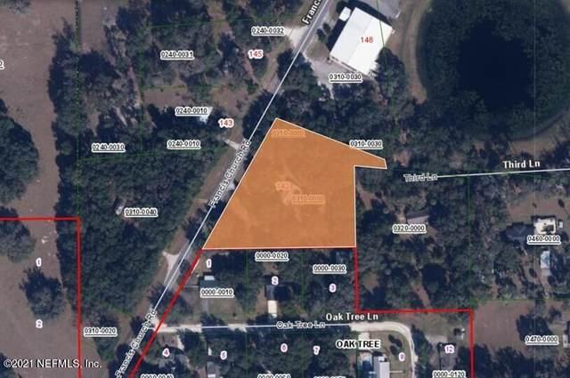 142 Francis Church Rd, Palatka, FL 32177 (MLS #1116675) :: Vacasa Real Estate