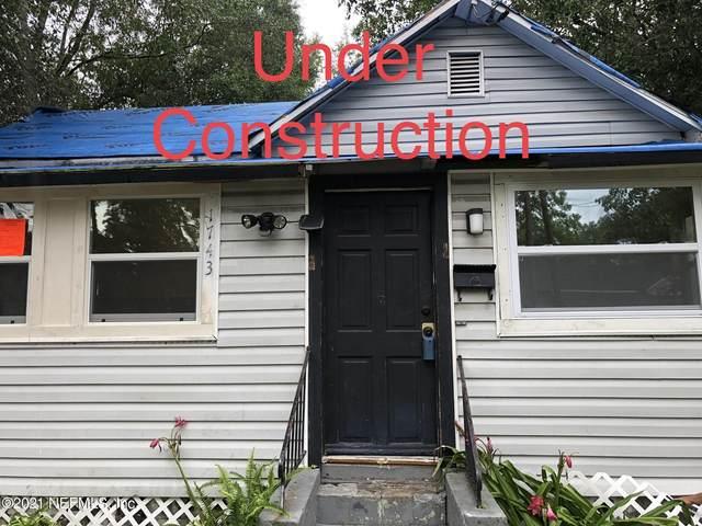 1743 W 2ND St, Jacksonville, FL 32209 (MLS #1116677) :: Vacasa Real Estate