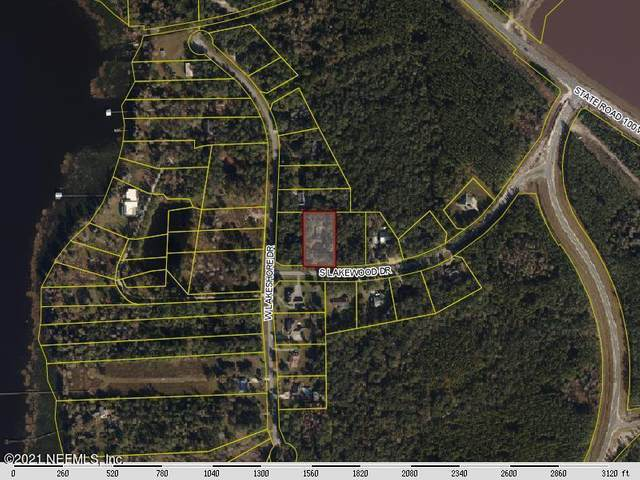207 S Lakewood Dr, Starke, FL 32091 (MLS #1116692) :: Vacasa Real Estate